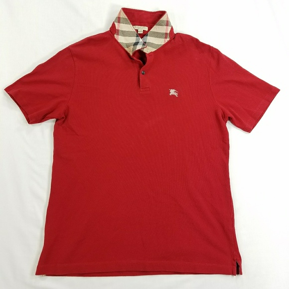 Burberry Shirts   Brit Classic Fit Golf Polo Shirt   Poshmark 9cc25aa7e4d